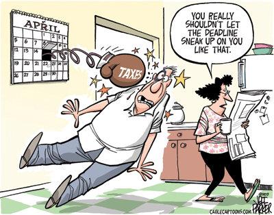 TaxDayCartoon