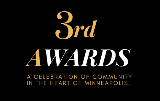 3rd Awards - A Celebration of Community in the heart of Minneapolis